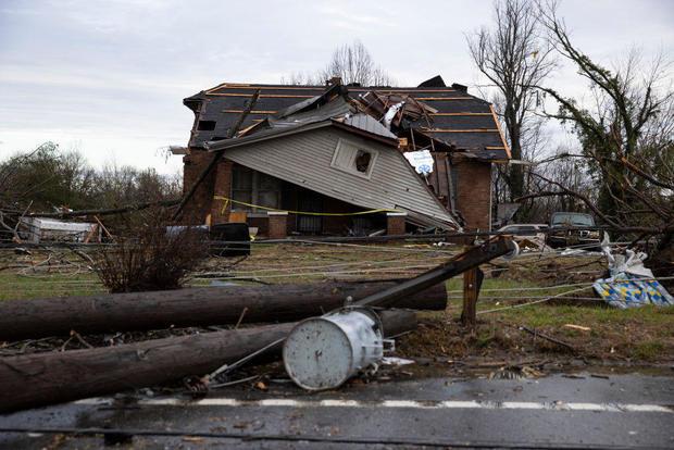 Nineteen Dead As Tornadoes Roar Across Tennessee, Including Nashville