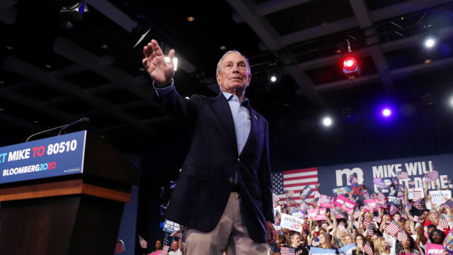 Presidential Candidate Mike Bloomberg Holds Super Tuesday Event In West Palm Beach, FL