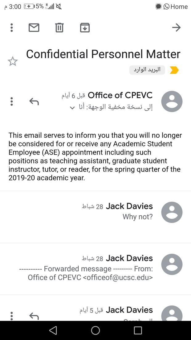 Jack Davies Email