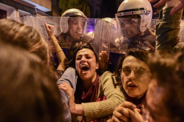 International Women's Day 2020 — Turkey