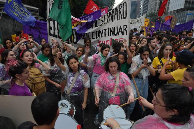 International Women's Day 2020 — Brazil