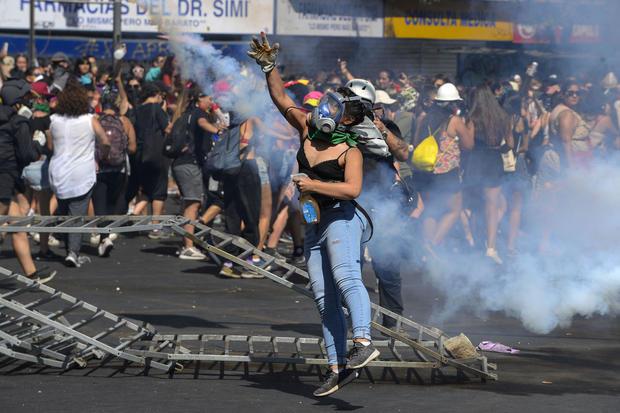 International Women's Day 2020 — Chile