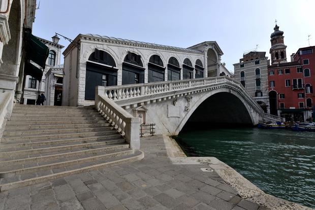 ITALY-VENICE-HEALTH-VIRUS