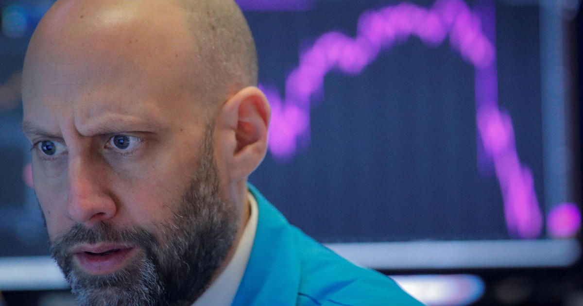 Stocks rebound after Wall Street's worst day in 12 years