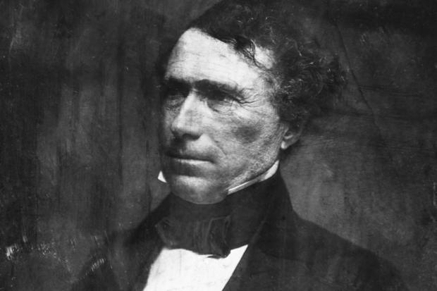 5. Franklin Pierce