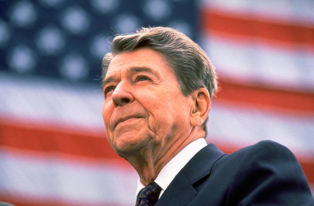 22. Ronald Reagan