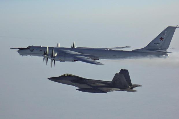 Russian Jets Alaska