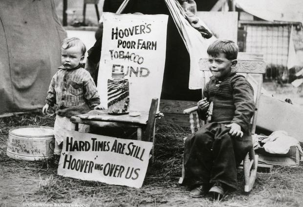 (TIE) 8. Herbert Hoover
