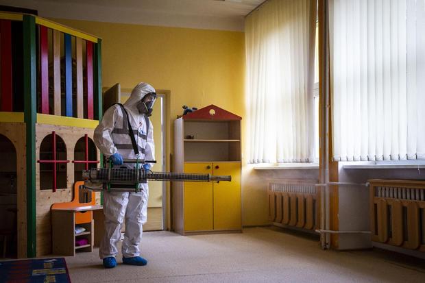 Czech Republic Introduces Emergency Measures Due To Coronavirus