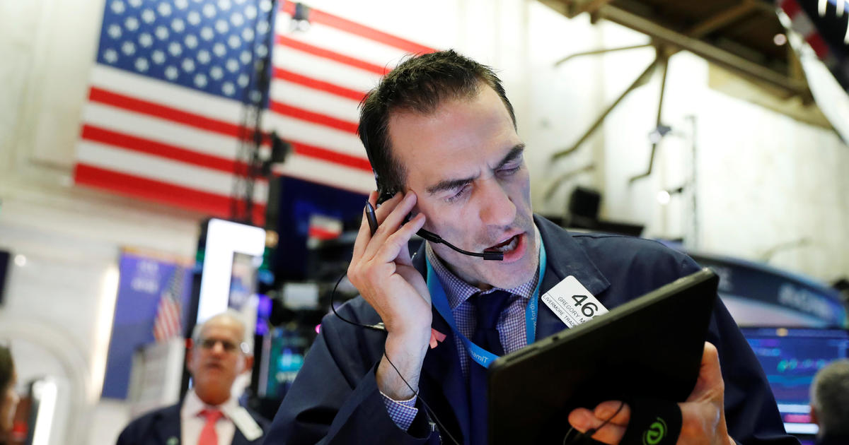Stocks crater in biggest drop since 1987