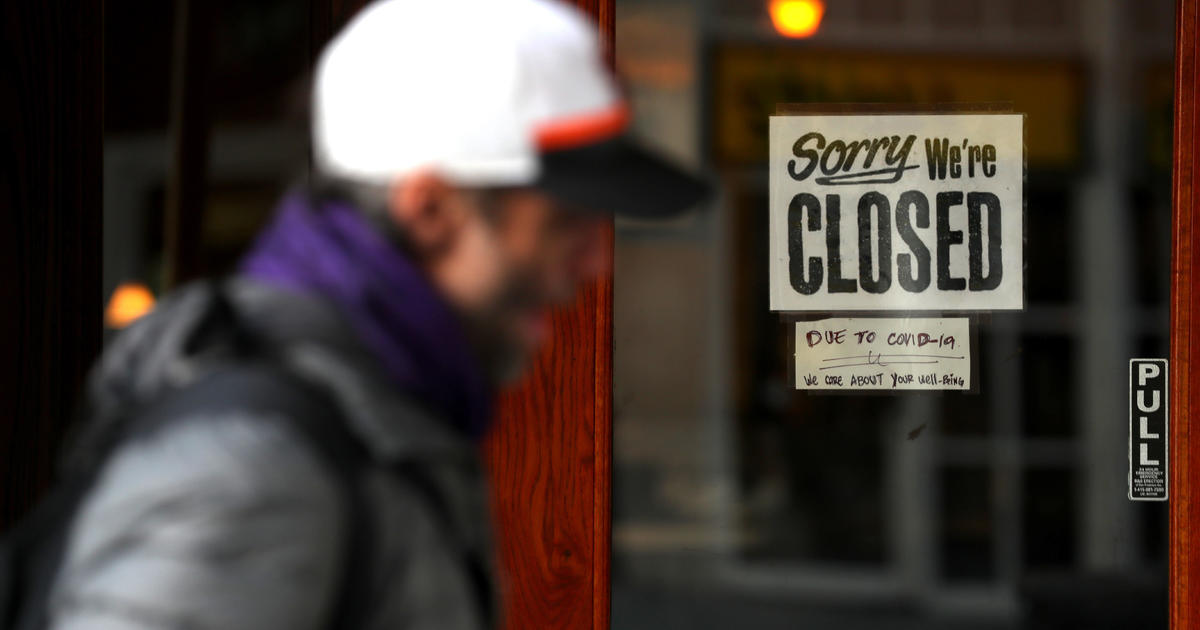 Letters from the storefront: Coronavirus' crushing impact on small business in America