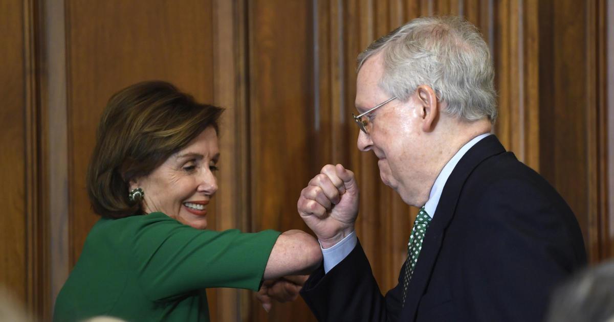 """Senate to vote on """"phase 2"""" coronavirus relief bill"""