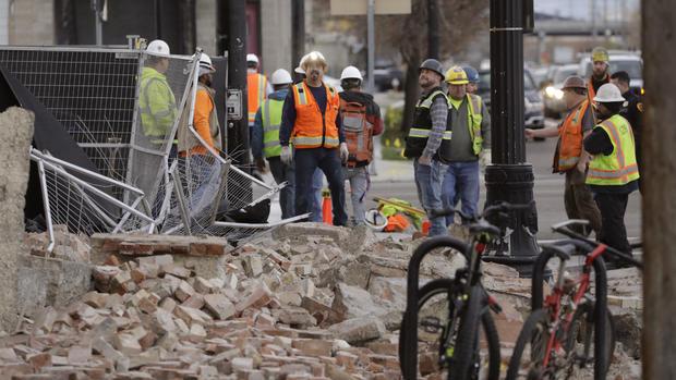 Earthquake Utah
