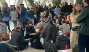 Americans stranded abroad amid coronavirus pandemic