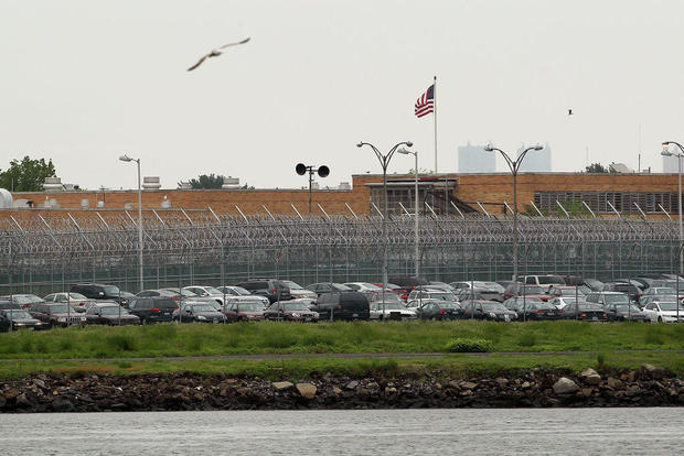New York City Rikers Island