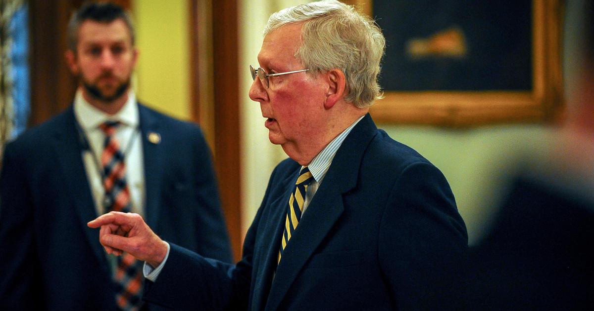 Coronavirus Update: Senat Einigt Sich Auf $2 Billionen-Hilfe-Angebot