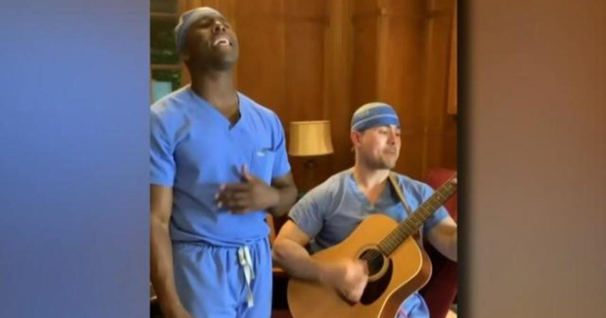 "Minnesota doctor's uplifting track covers jog viral: ""Tune goes locations that treatment cannot jog"" thumbnail"
