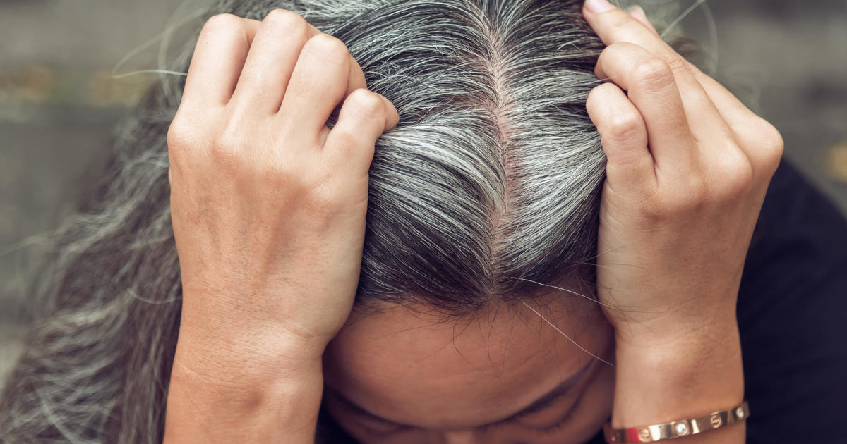 Sales of hair-dye kits jump as stuck-at-home workers cut off from salons -  CBS News