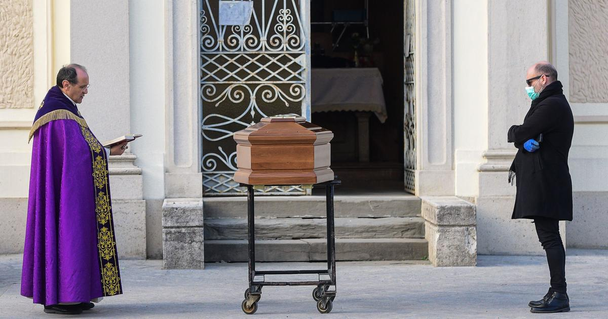 Coronavirus: Italy bans funerals, and a lot are being buried by myself thumbnail