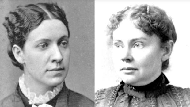 Emma and Lizzie Borden