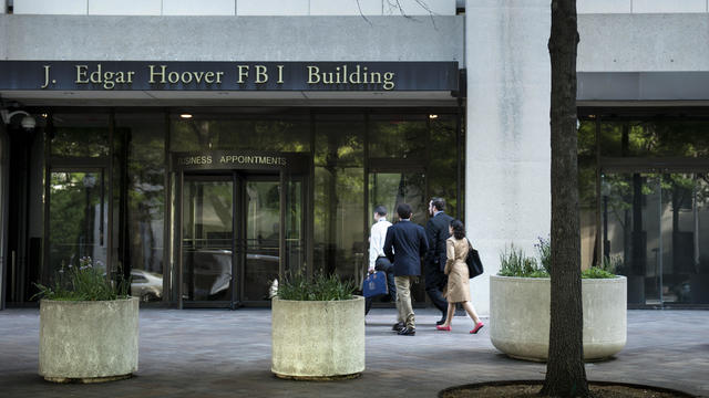 US-ARCHITECTURE-FBI