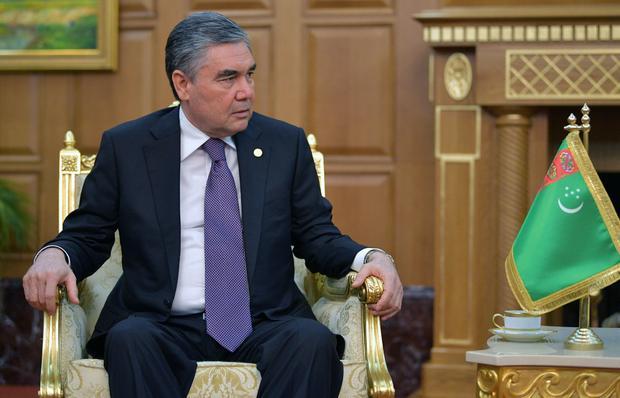 TURKMENISTAN-RUSSIA-DIPLOMACY