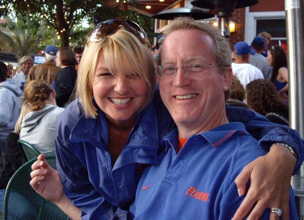 Mike and Sue Reuschel