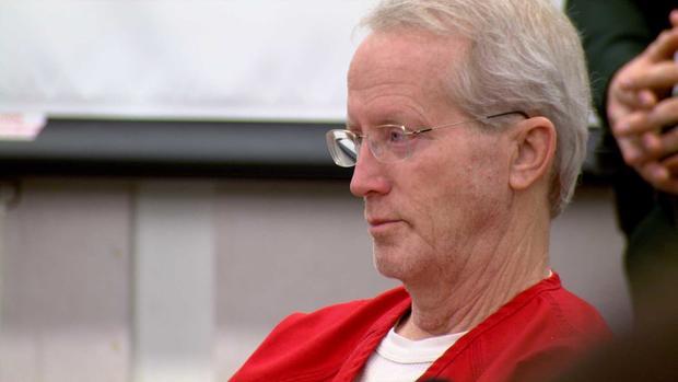 Mike Reuschel at sentencing