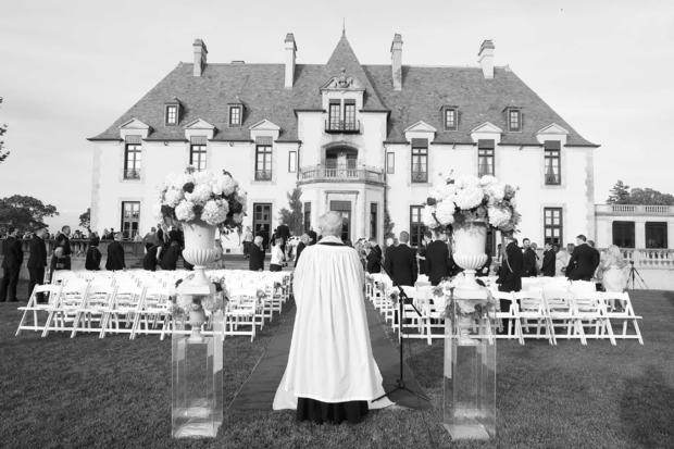 Reuschel wedding at Oheka Castle