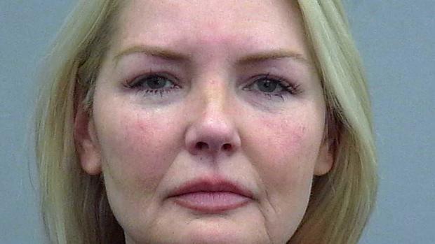 Sue Reuschel arrest photo