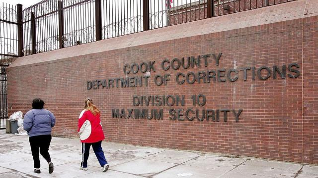 Cook County jail Chicago