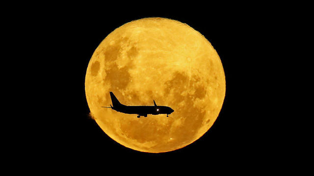 TOPSHOT-BRAZIL-SPACE-MOON-SUPERMOON