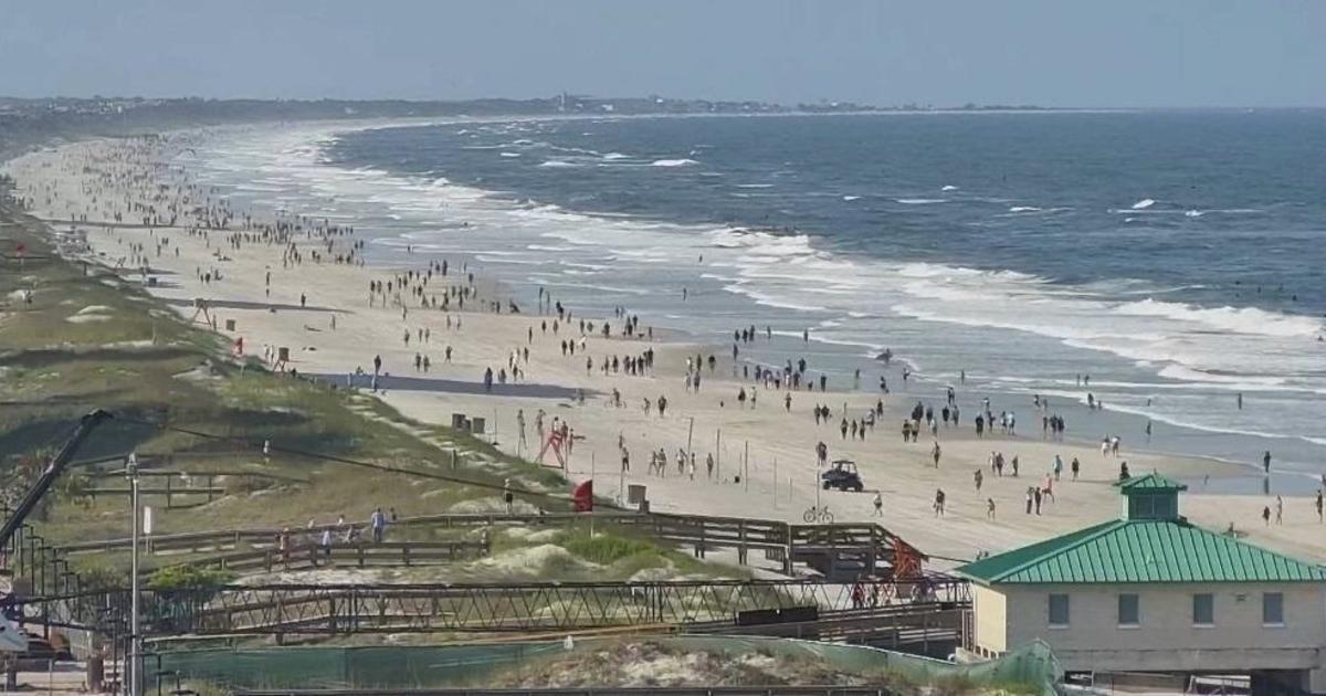 Beaches In Jacksonville Florida
