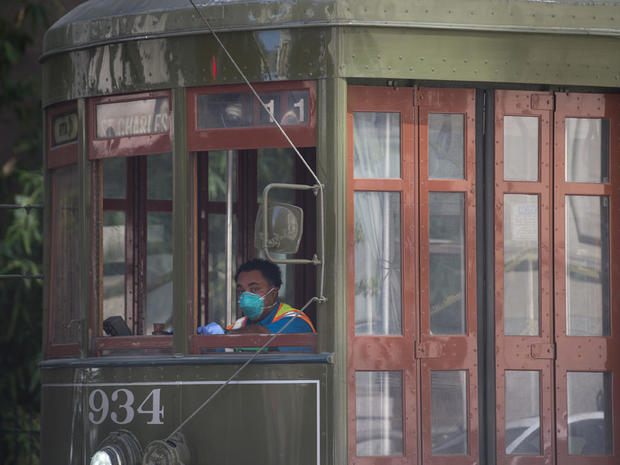 Pandemic: A snapshot of life in New Orleans