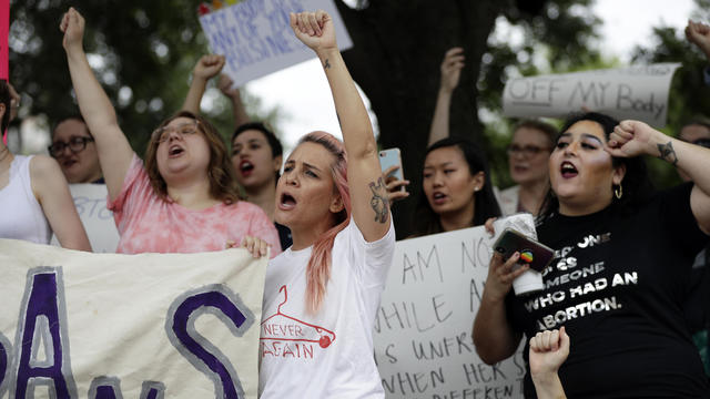 Abortion Protests Texas