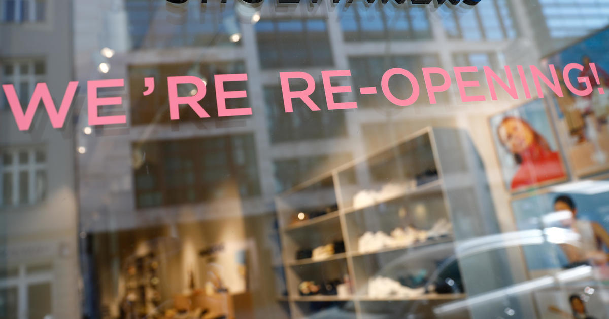 Retailers Eager To Reopen And States Are Slowly Letting Them