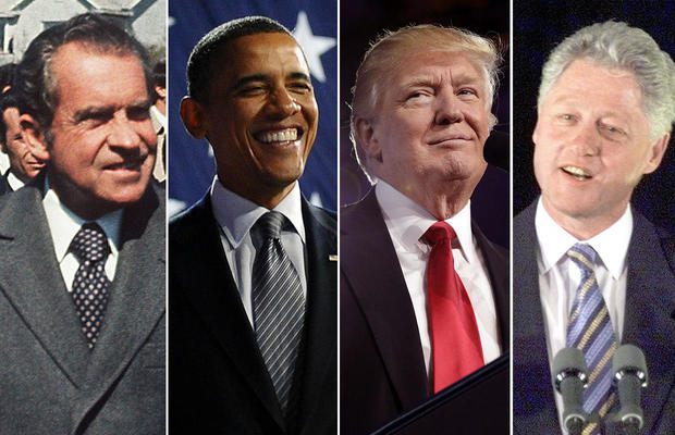 The most divisive U.S. presidents, ranked by political scientists