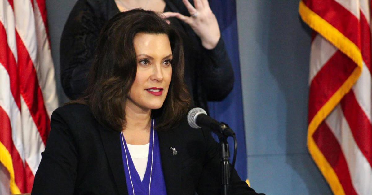 Feds Bust Alleged Plot To Kidnap Michigan Governor Gretchen Whitmer Cbs News