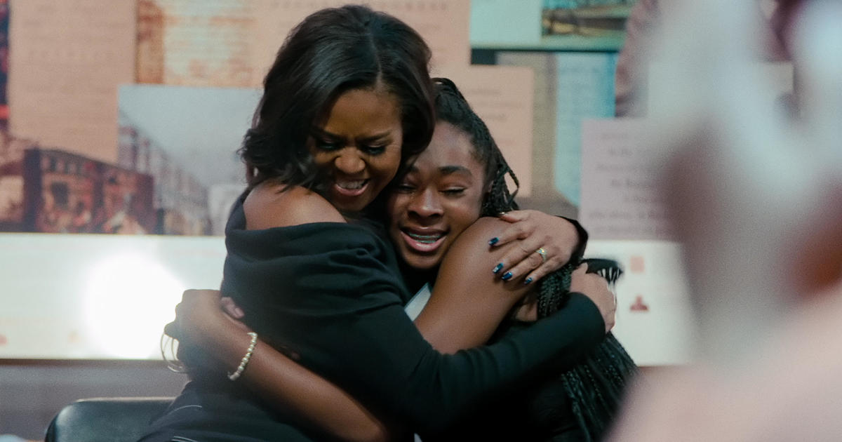 """Netflix reveals upcoming Michelle Obama documentary, """"Becoming"""""""