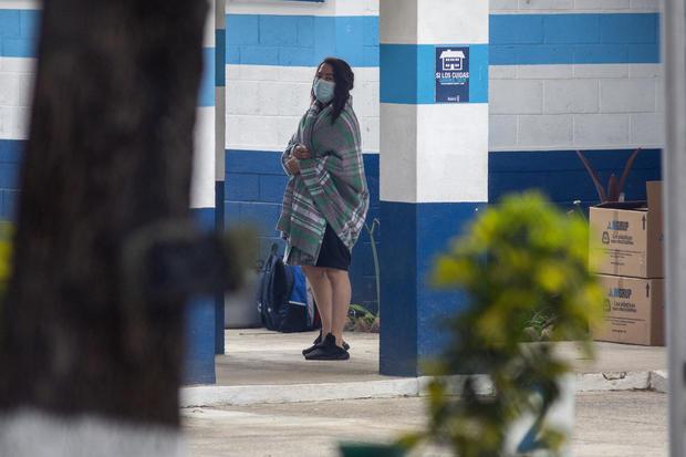 Virus Outbreak Guatemala