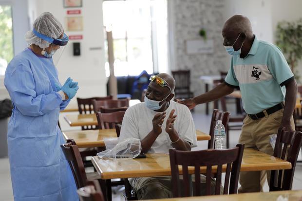Florida — coronavirus outbreak