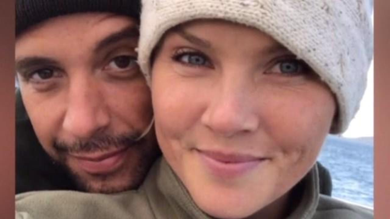 Actor Nick Cordero S Wife Amanda Kloots Gives Update On His Long
