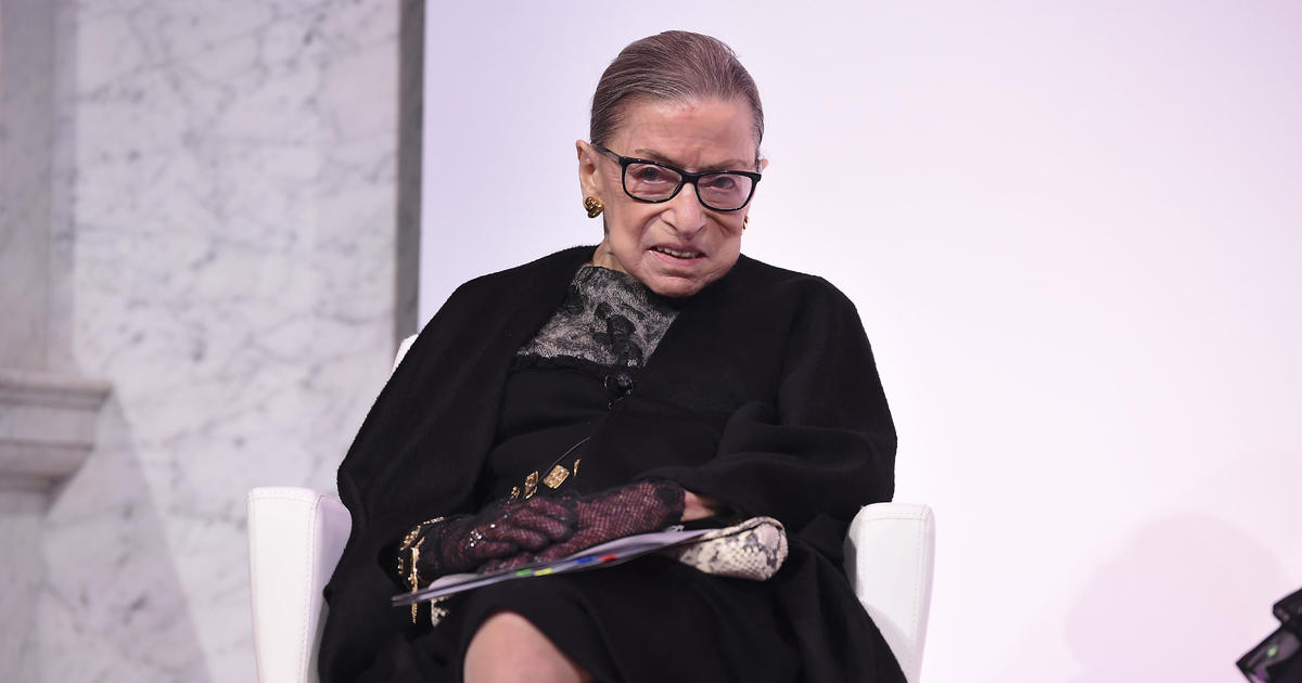 Ruth Bader Ginsburg Released From Hospital After Gallbladder Treatment
