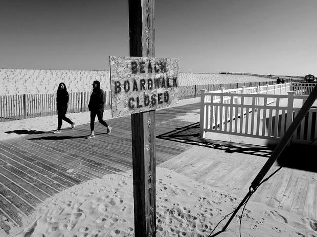 Pandemic: A snapshot of life on the Jersey Shore