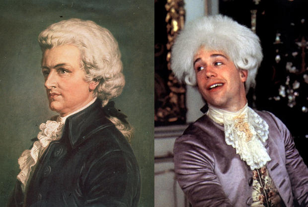 Wolfgang Amadeus Mozart - Tom Hulce