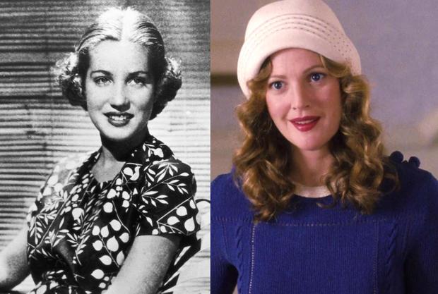 """""""Little Edie"""" aka Edith Bouvier Beale - Drew Barrymore"""