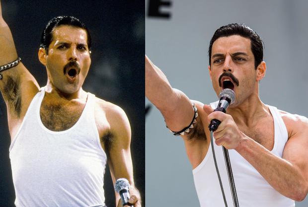 Freddie Mercury - Rami Malek