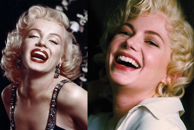Marilyn Monroe - Michelle Williams