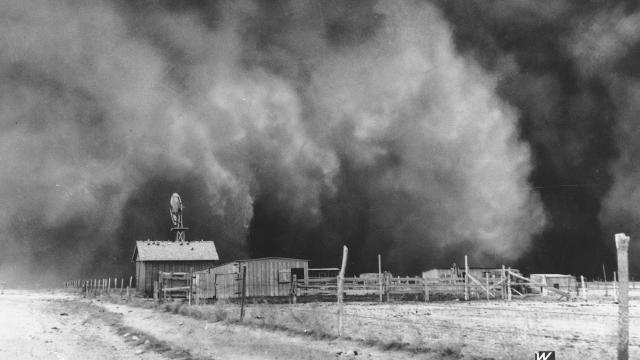 Dust Bowl Tourism