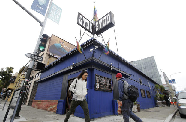 Gay Bar Rent Hike